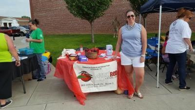 AppalReD's Somerset Office Attends Back to School Extravaganza