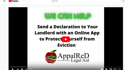 How Do I Send a Declaration to My Landlord to Protect Myself From Eviction?
