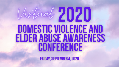2020 Domestic Violence and Elder Abuse Awareness Conference