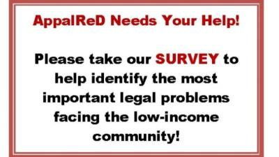 AppalReD Needs Your Help!